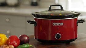 Crock-Pot® 3.5 л - Червен