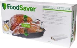 Set of 2 FoodSaver™ vacuum rolls