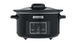 Crock-Pot® 4.7L Hinged Lid Digital (НОВО)