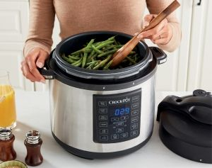 MultiCooker Crock-Pot Express, 1000 W, 5.6 л