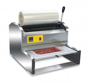 Ecovac - Semi automatic Thermosealer for trays - Ecomatic 400
